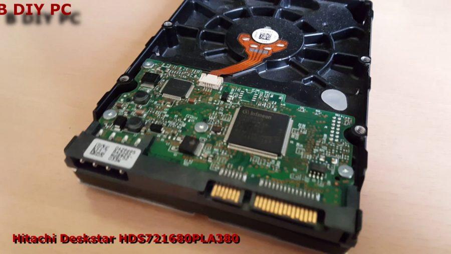 Hitachi Deskstar 7K1000 1