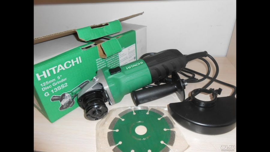 Hitachi G13Ss 1