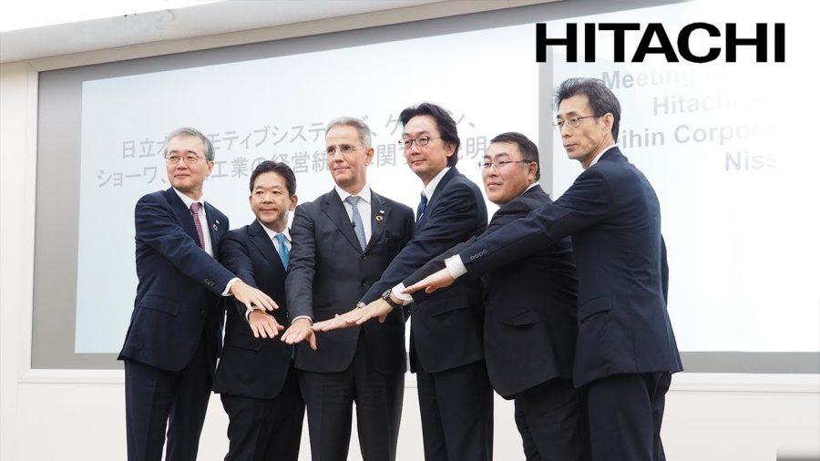 Hitachi Limited Japan 1