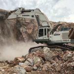 Hitachi Mining Shovel 3