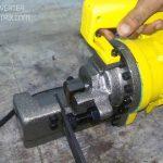 Hitachi Rebar Cutter Bender Model Vb16Y 3