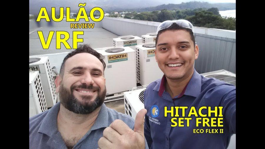 Hitachi Vrf 1
