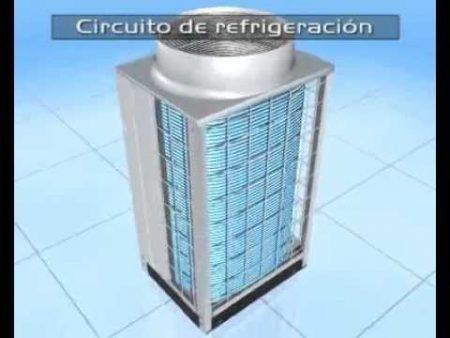 Hitachi Vrf Centrifugo 1