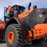 Hitachi Wheeled Excavator 5