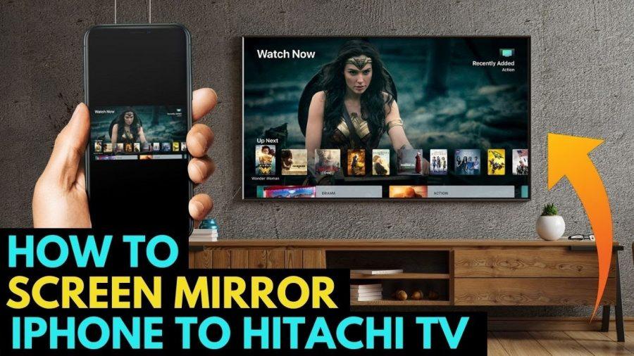 Hitachi Wireless Display App Iphone 1