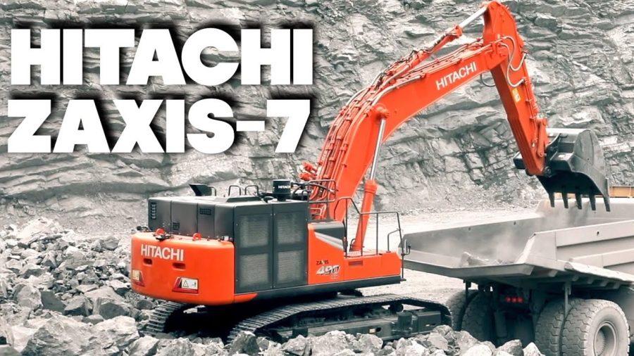 Hitachi Zaxis 35 1