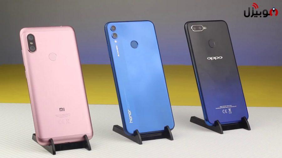 Honor 8 X Vs Xiaomi Mi A2 1