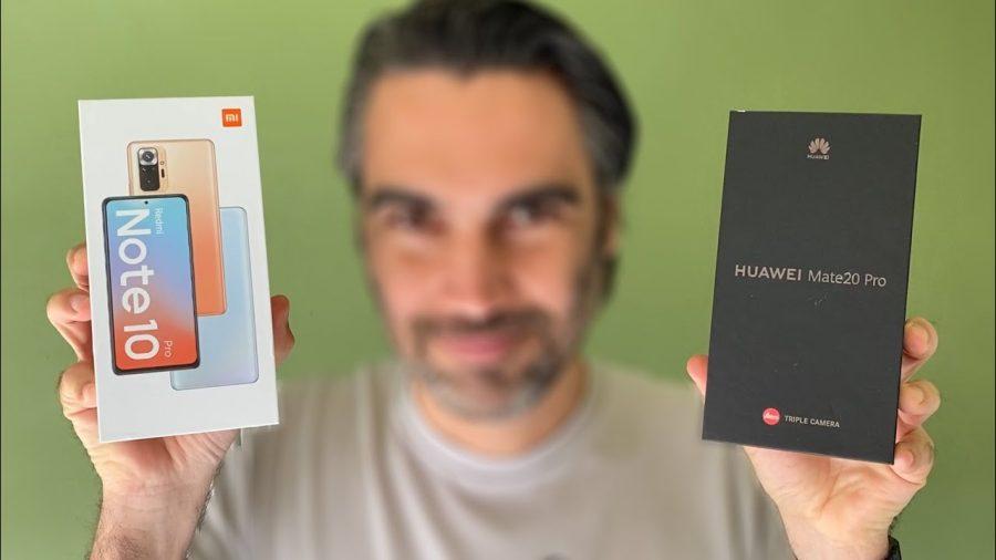 Huawei 20 Pro Vs Xiaomi Mi 9 1
