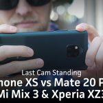 Huawei Mate 10 Pro Vs Xiaomi Mi Mix 2 4