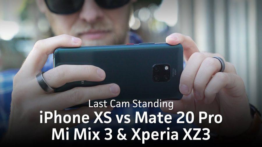 Huawei Mate 10 Pro Vs Xiaomi Mi Mix 2 1