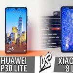 Huawei P30 Lite Vs Xiaomi Mi A2 Lite 3