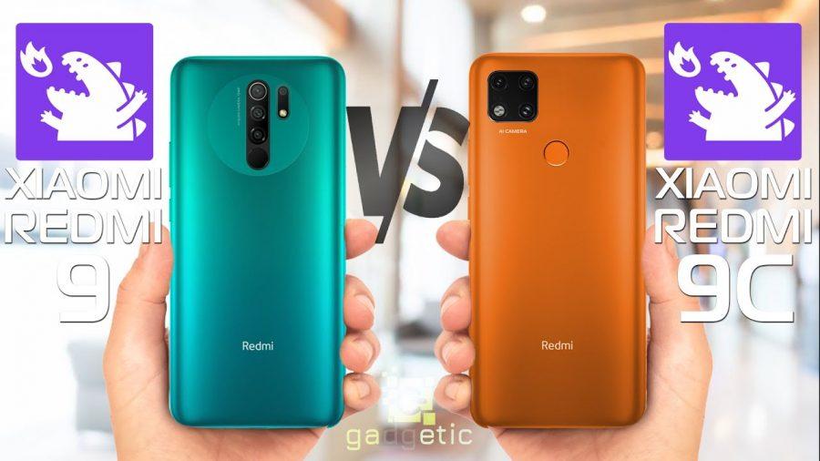 Huawei Y9 Vs Xiaomi Redmi Note 5 1