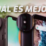 Iphone X Vs Xiaomi A2 Lite 3