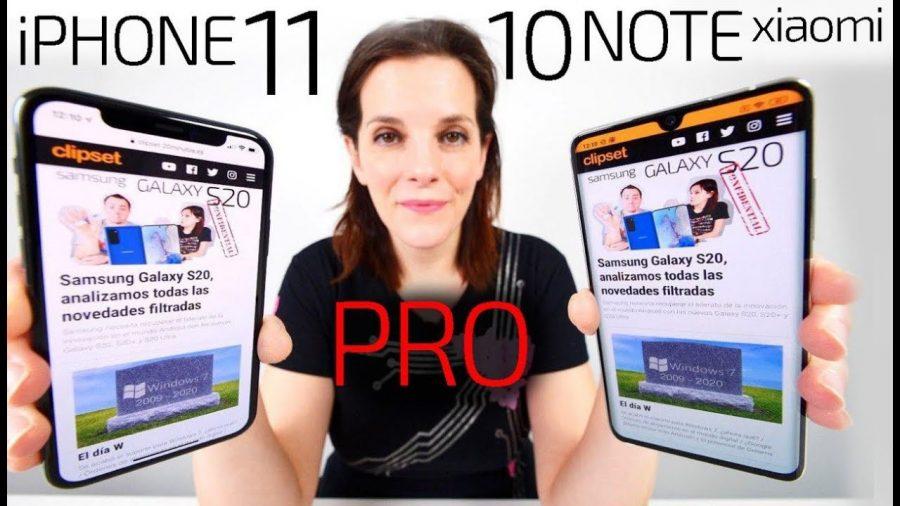 Iphone Y Xiaomi 1