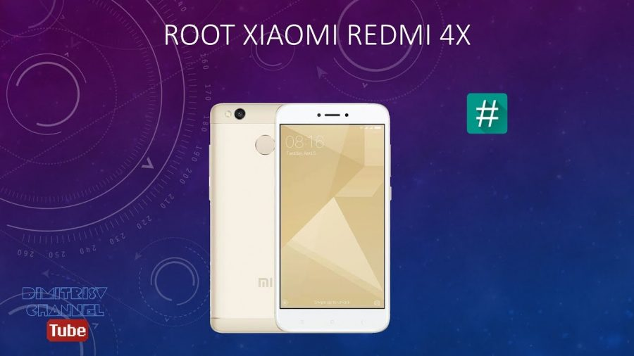 Kingroot Xiaomi Redmi Note 4X 1