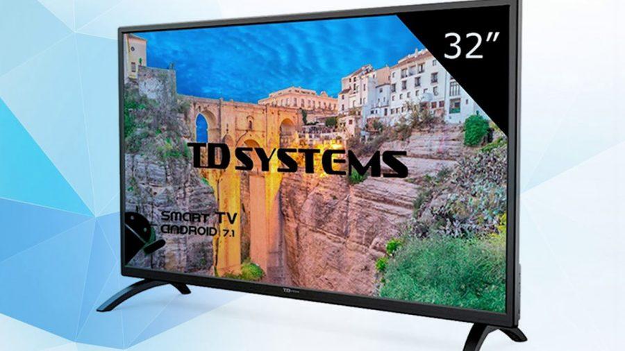 Mando A Distancia Td System K32Dlm7H 1