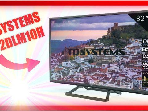 Mando Tv Td System K32Dlm7H 12