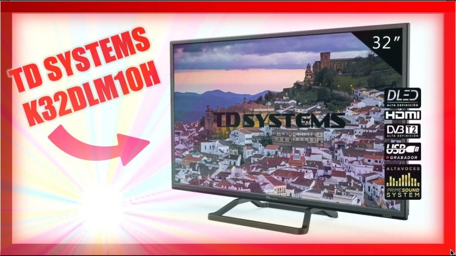 Mando Tv Td System K32Dlm7H 1