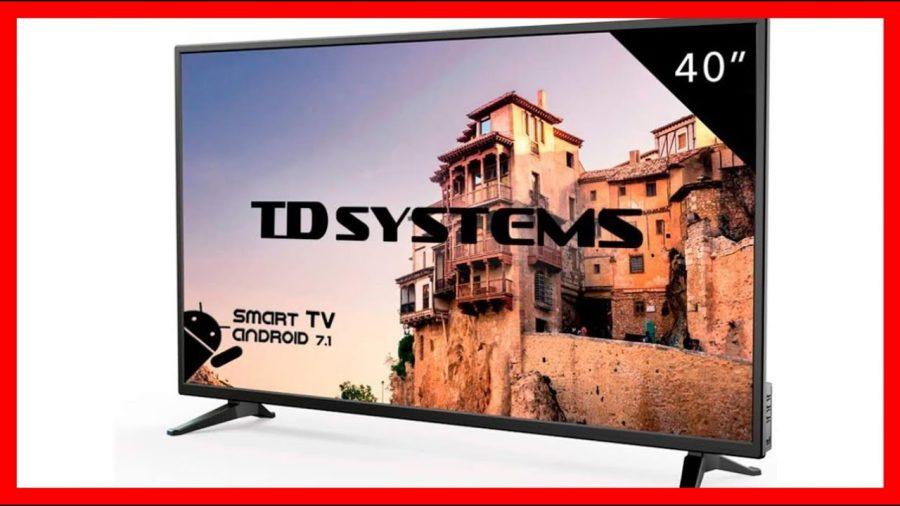 Mando Tv Td Systems K40Dlm7F 1