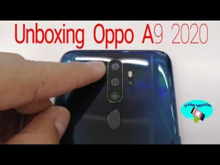 Movil Oppo A9 1