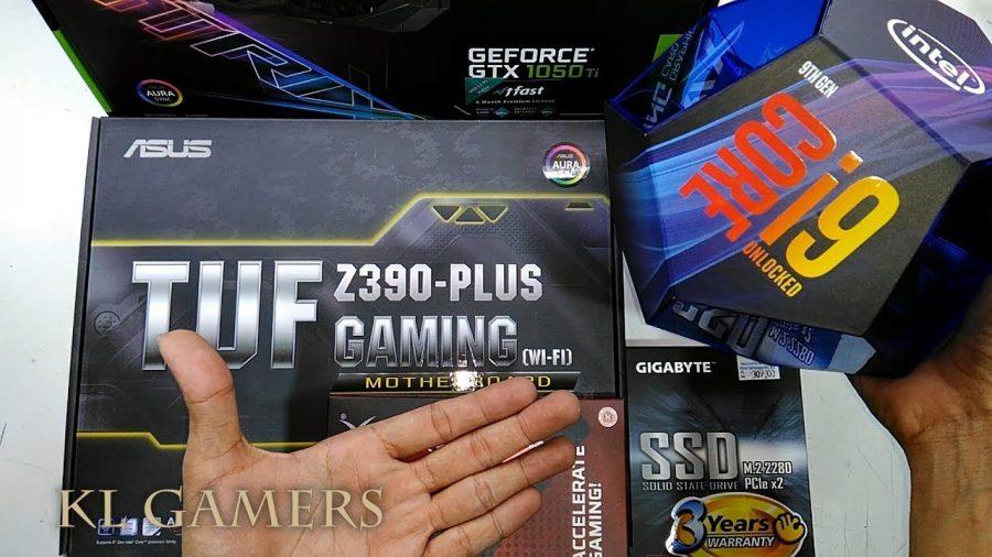 Msi Mpg Z390 Gaming Plus Vs Asus Prime Z390 P 1