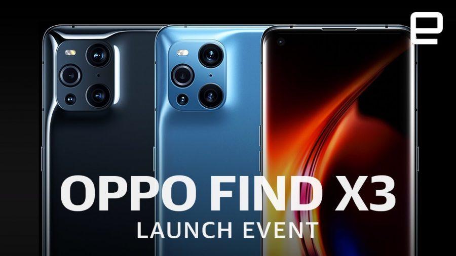 Oppo Find X3 Series 1