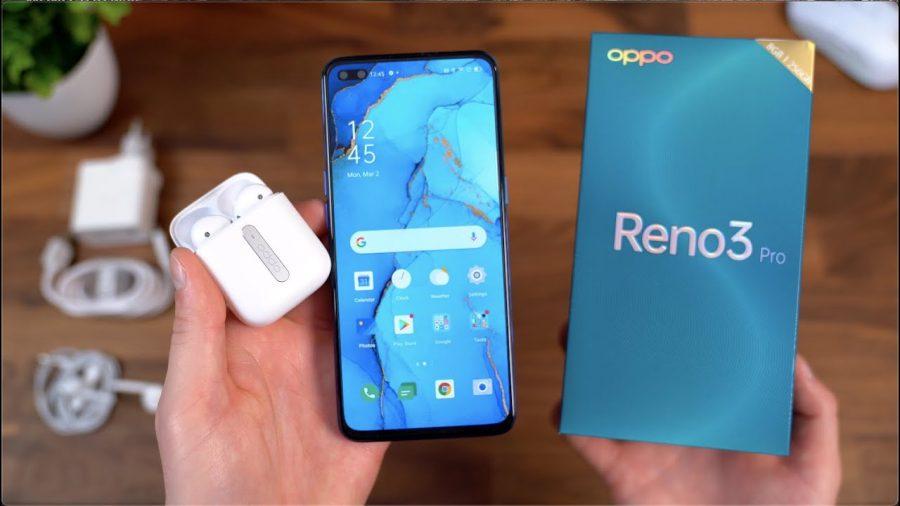 Oppo Reno 3 Pro 1