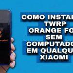 Orange Xiaomi Mi A2 3