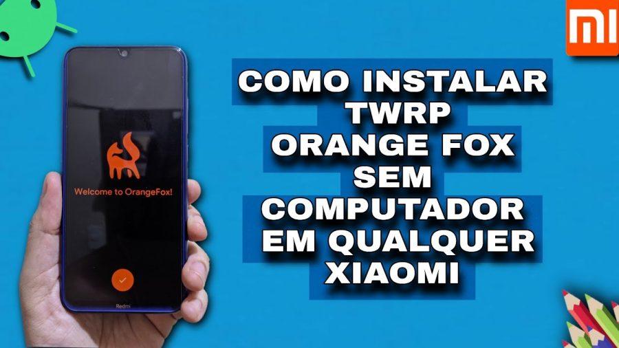 Orange Xiaomi Mi A2 1