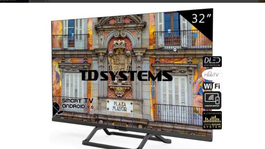 Ordenar Canales Td Systems K32Dlx9Hs 1
