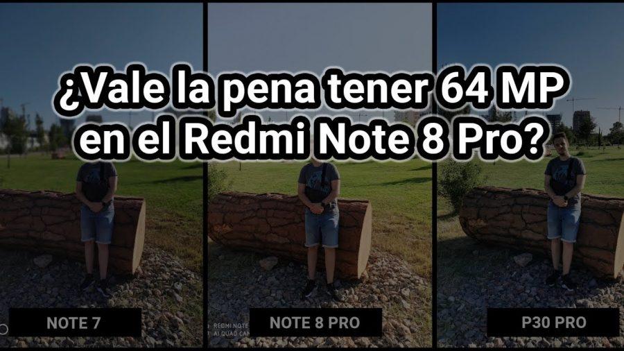 P30 Pro Vs Xiaomi Redmi Note 8 Pro 1