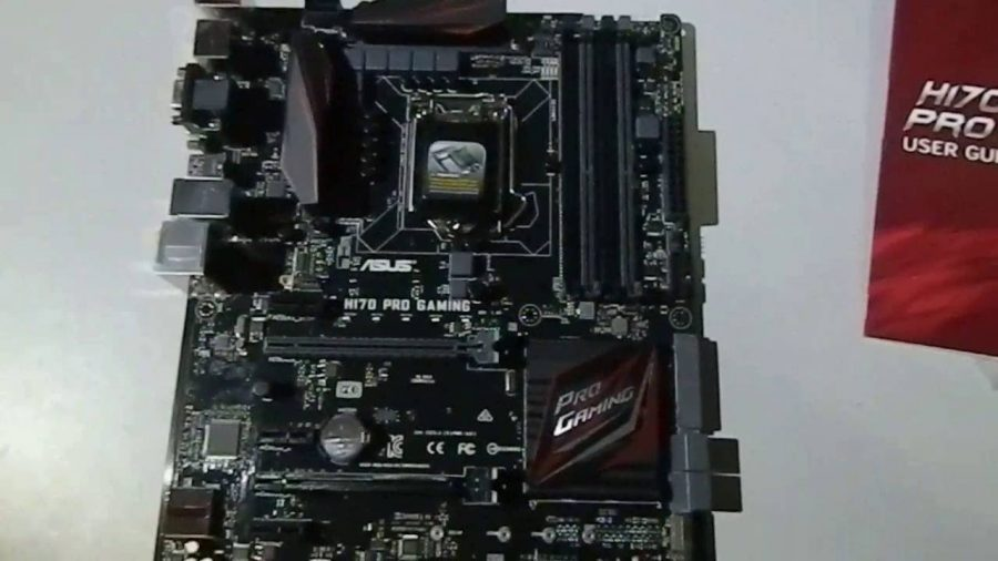 Placa Madre Asus Z170 Pro Gaming 1