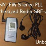 Radio De Bolsillo Aiwa 4