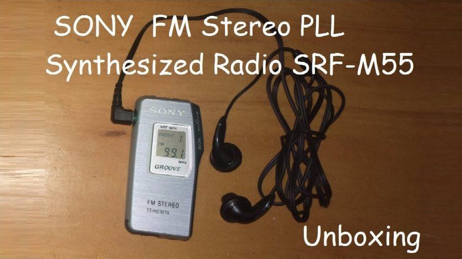 Radio De Bolsillo Aiwa 1