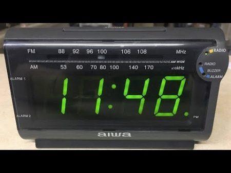 Radio Digital Aiwa 1
