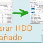 Reparar Disco Duro Hitachi 5