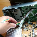 Reparar Minicadena Aiwa 4