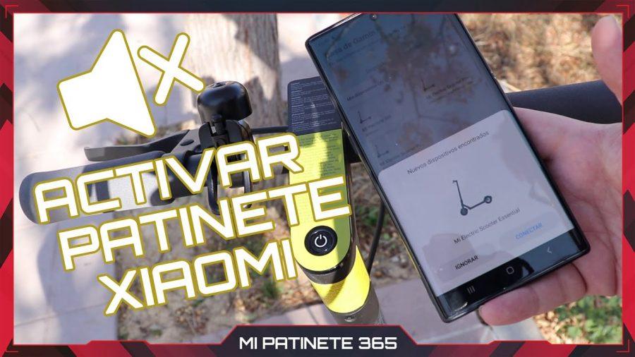 Resetear Patinete Xiaomi M365 1