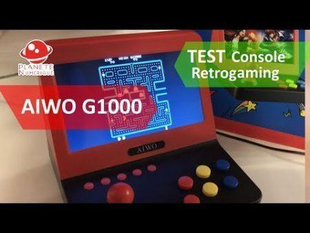 Retro Game G1000 Aiwo 1