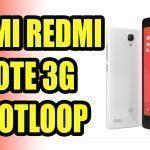 Rom Xiaomi Redmi Note 3G 3