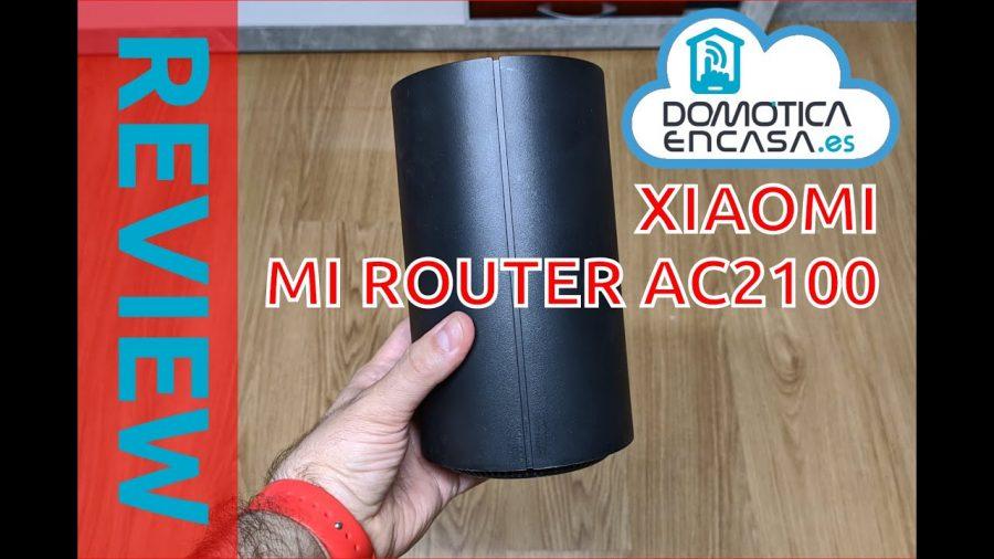 Router Xiaomi Ac2100 1