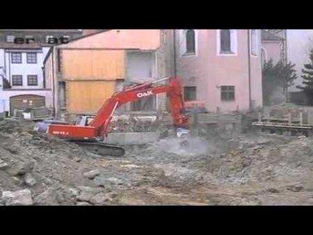 Rozadora Hitachi 1