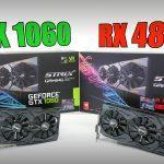 Rx 480 8Gb Asus Rog Strix 3