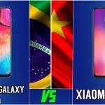 Samsung A50 Vs Xiaomi Mi 9 Lite 2