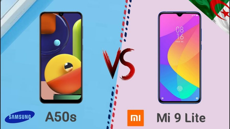 Samsung Galaxy A50 Vs Xiaomi Mi 9 Lite 1
