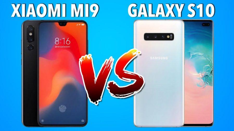 Samsung S10 Vs Xiaomi Mi Mix 3 1