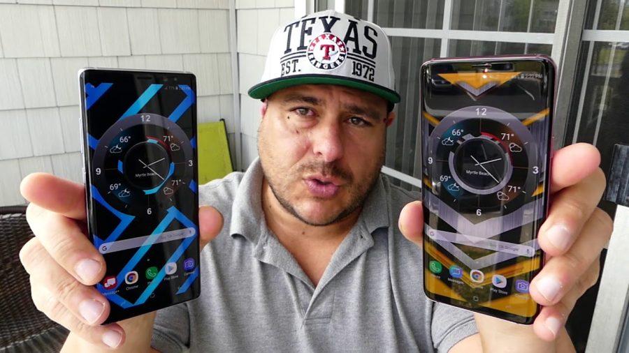 Samsung S9 Plus Vs Xiaomi Redmi Note 8 Pro 1