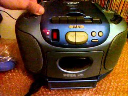 Sega Aiwa 1