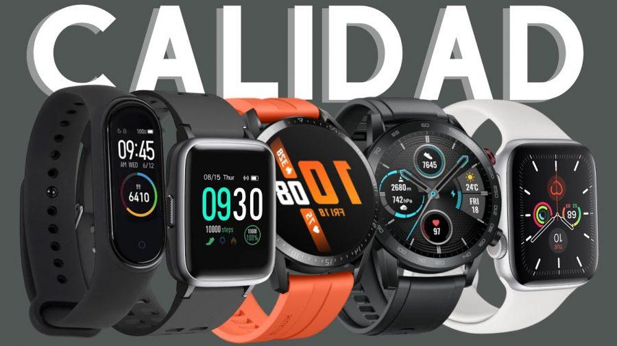 Smartwatch Tensiometro Xiaomi 1
