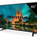 Son Buenos Los Televisores Td Systems 4